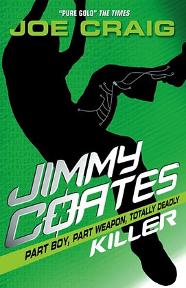 Jimmy Coates : Killer