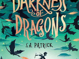 A Darkness of Dragons by S. A. Patrick