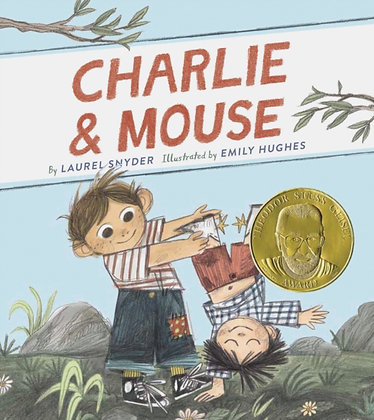 Charlie & Mouse : Book 1