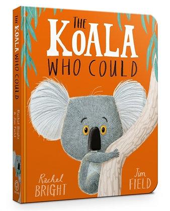 The Koala Who Could Board Book
