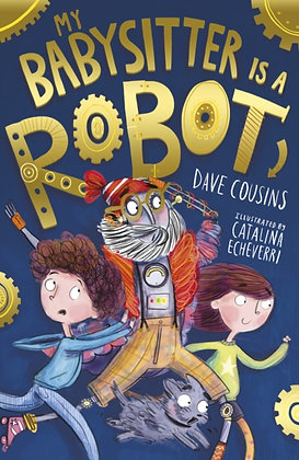 My Babysitter Is a Robot : 1