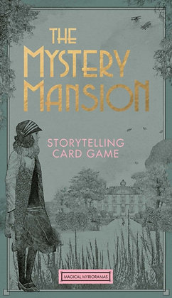 The Mystery Mansion : Storytelling Card Game