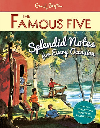 The Famous Five Splendid Notes