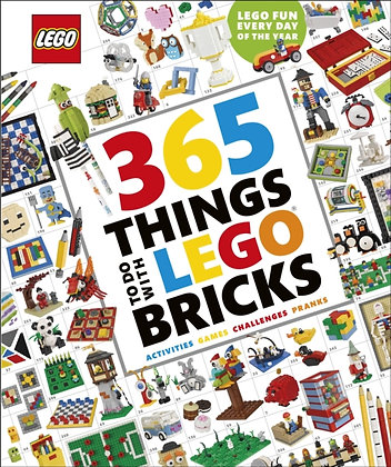 365 Things to Do with LEGO (R) Bricks
