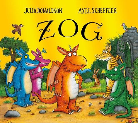 Zog - Foiled