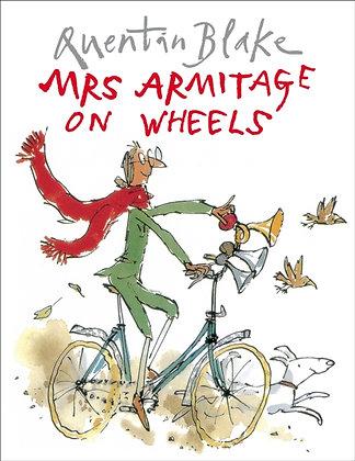Mrs.Armitage on Wheels