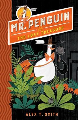 Mr Penguin and the Lost Treasure : Book 1