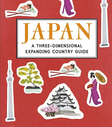 Japan : A Three-Dimensional Expanding Country Guide