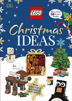 LEGO Christmas Ideas : With Exclusive Reindeer Mini Model