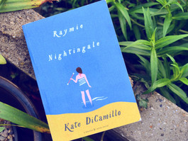 Raymie Nightingale by Kate DiCamillo