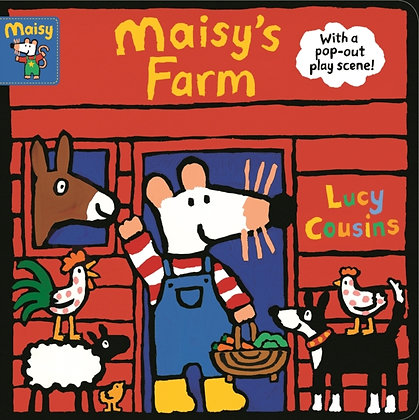 Maisy's Farm : With a pop-out play scene