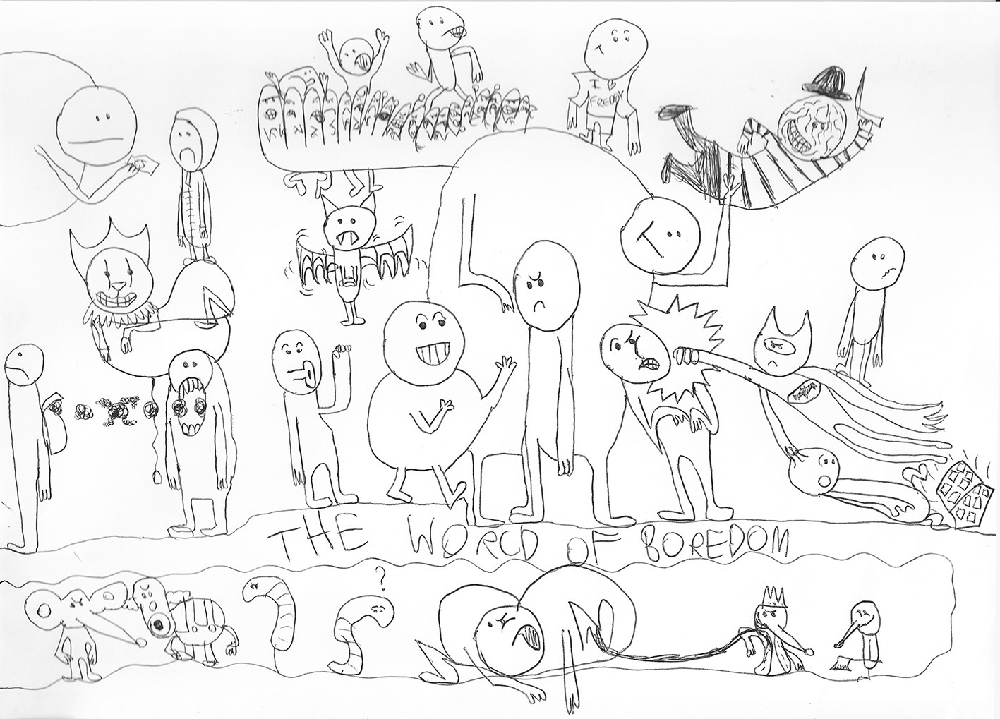 World of Boredom