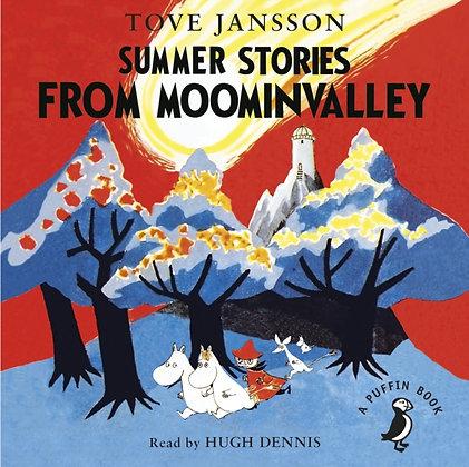Moominvalley Summer Stories cd