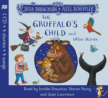 The Gruffalo's Child : and Other Stories CD