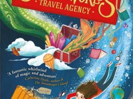 The Strangeworlds Travel Agency by L. D. Lapinski