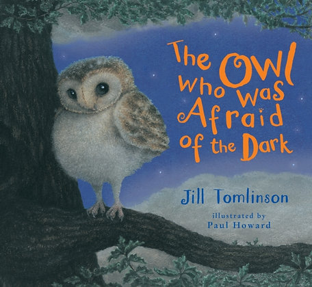 The Owl Who Was Afraid of the Dark (picturebook)