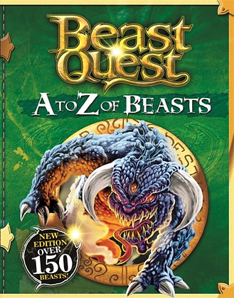 Beast Quest: A to Z of Beasts : New Edition Over 150 Beasts