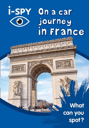 i-Spy on a Car Journey in France: What Can You Spot?