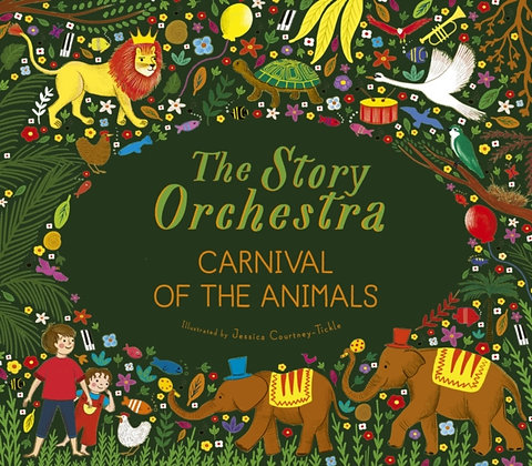 The Story Orchestra: Carnival of the Animal