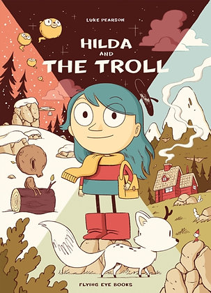 Hilda & the Troll pb