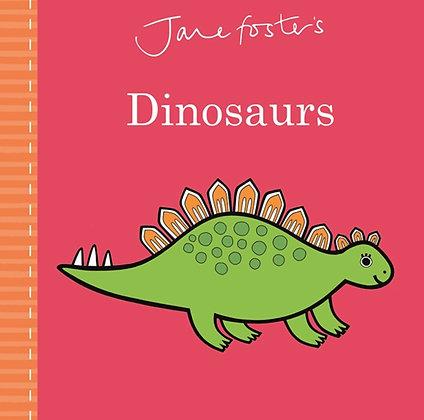 Jane Foster's Dinosaurs