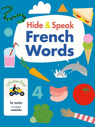 Hide & Speak French Words