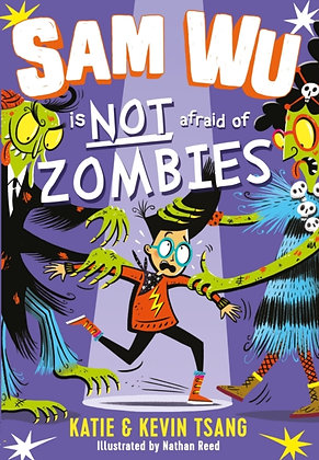 Sam Wu is NOT Afraid of Zombies!