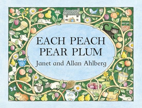 Each Peach Pear Plum (board)