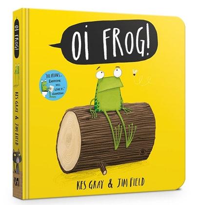 Oi Frog Board