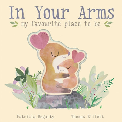 In Your Arms : my favourite place to be