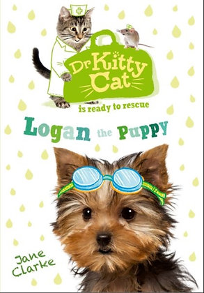 Dr KittyCat is Ready to Rescue: Logan the Puppy