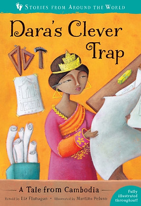 Dara's Clever Trap : A Tale from Cambodia
