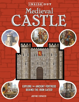 Inside Out Medieval Castle : Explore the Ancient Fortress Behind the Iron Gates!