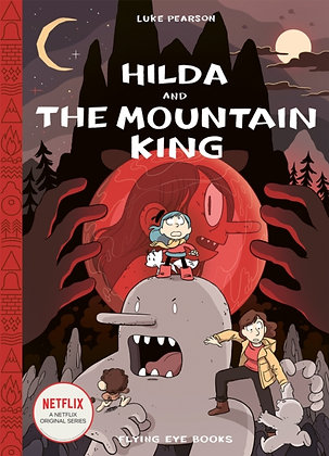 Hilda and the Mountain King : 6
