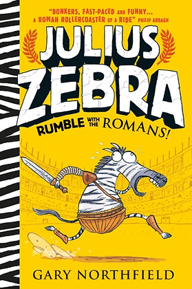 Julius Zebra : Rumble with the Romans!