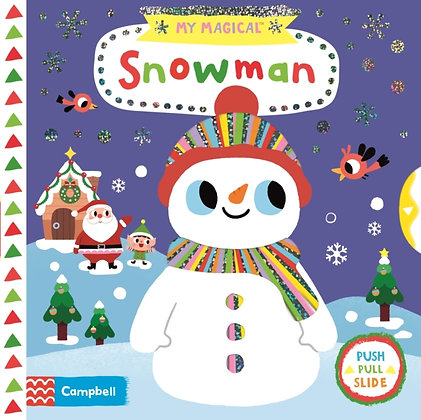 My Magical Snowman