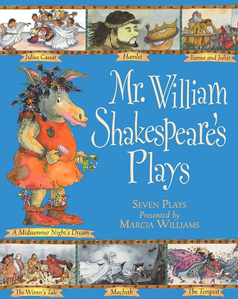 Mr William Shakespeare's Plays