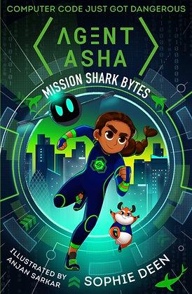 Agent Asha: Mission Shark Bytes
