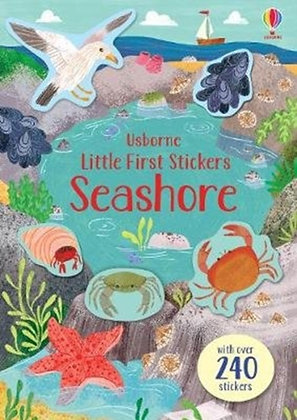 Little First Stickers Seashore