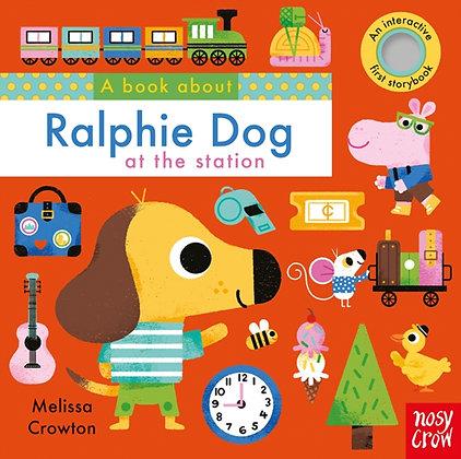 A Book About Ralphie Dog