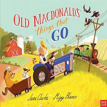 Old Macdonald's Things That Go