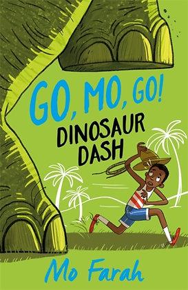 Go Mo Go: Dinosaur Dash! : Book 2