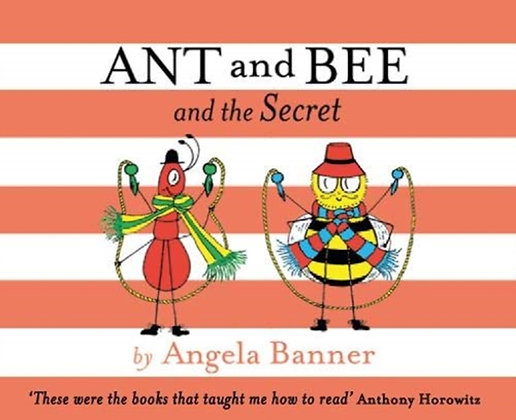 Ant and Bee and the Secret