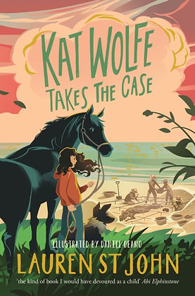 Kat Wolfe Takes the Case