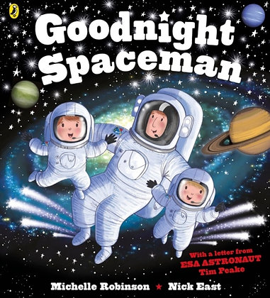 Goodnight Spaceman pb
