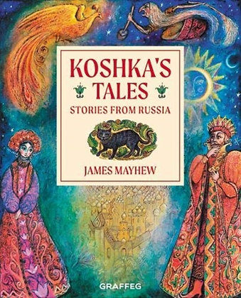 Koshka's Tales : Stories from Russia