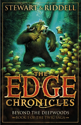 The Edge Chronicles 4: Beyond the Deepwoods : First Book of Twig