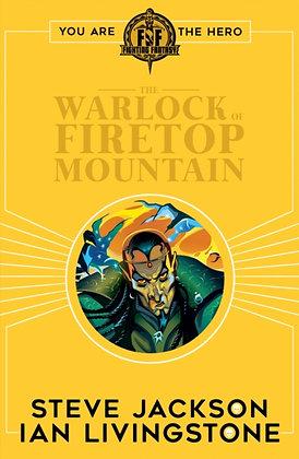 The Warelock of Firetop Mountain