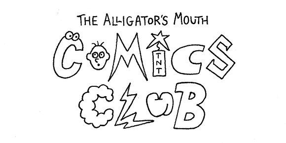 Virtual Comics Club: Sat 13th March 4pm