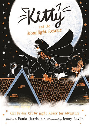 Kitty and the Moonlight Rescue